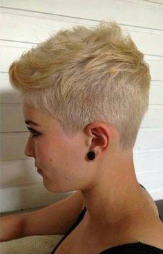 Beautiful.My next hair cut.