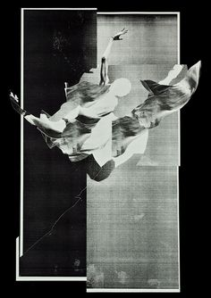 Collages by Office Supplies Incorporated Title: Philosophical Fragments by Søren Kierkegaard Collages, Collage Art, Graphic Design Books, Graphic Art, Photomontage, Mises En Page Design Graphique, Art Club, Pretty Pictures, Photo Art