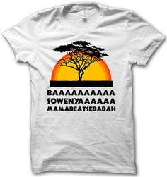 Ba Sowenya – Thug Life Shirts