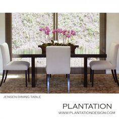 PLANTATION | Jensen Dining Table