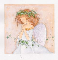 Annabel Spenceley - Curly-haired-angel1
