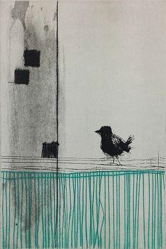 Ellen Edminson - Noen hjemme? - Painting, Art, Kunst, Art Background, Painting Art, Paintings, Performing Arts, Painted Canvas, Drawings