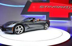 2014 Chevrolet Corvette convertible