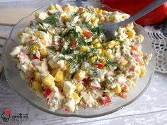 Pasta Salad, Potato Salad, Salads, Food And Drink, Potatoes, Lunch, Cooking, Ethnic Recipes, Kitchen