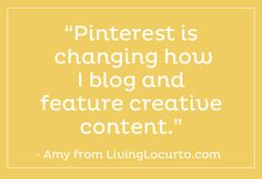 Pinterest is Changing How I Blog