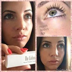 Nutriol eyelash treatment