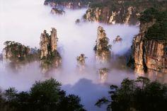 Address in sanguansixiang In China, Peking, Zhangjiajie, 5 Star Hotels, Grand Canyon, Waterfall, Outdoor, Vacation Package Deals, Wonders Of The World