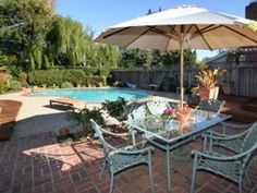 Relax by Your Private Pool and Lush Backyard Close to UCSCVacation Rental in Santa Cruz from @HomeAway! #vacation #rental #travel #homeaway