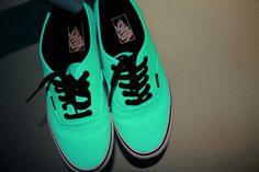mint vans, want them.