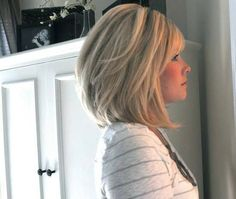 If I chopped it off, this is about what I would do. But right now, I love rockin' the pony!
