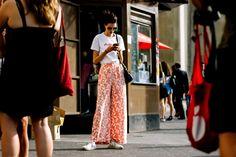 Street style Paris Fashion Week Alta Costura Oto�o Invierno 2017