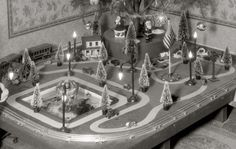 lionel christmas train 1928