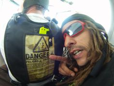 Lee! Currently the longest standing Skydiving Kiwi along with the Pukeko ;)