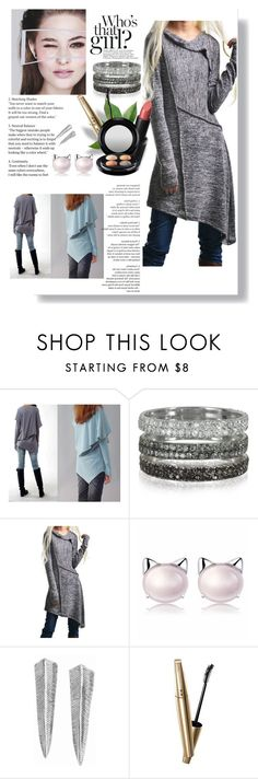 """& Idea2lifestyle & 12/I"" by nura-akane ❤ liked on Polyvore featuring Bernard Delettrez, VOV, Wet n Wild and MAC Cosmetics"