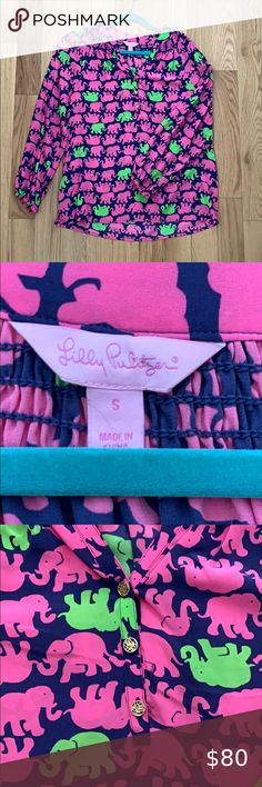 NWT Lilly Pulitzer Pop Pink Tusk in the Sun Headband