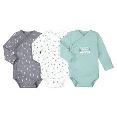 Prem-2 Years La Redoute Collections Big Girls Pack of 2 Cotton Giraffe//Print Sleepsuits