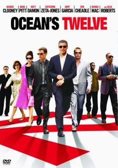 oceans 12 I love the awesome plans they have and how it's only at the end of the film when you learn what they really did.