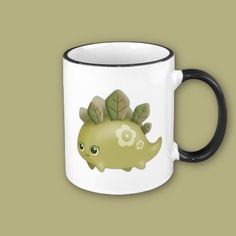 This mug has been sold to New York. This cute newborn dino needs your tender care. Take him along anywhere you go! $17.75