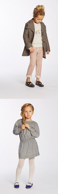 Sweet & Stylish: Bonpoint staples are just what your little girl needs this fall.