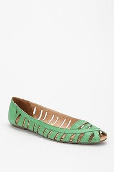 yes, in fact i am obsessed with this color. these shoes are probably ugly i just can't see past the seafoam.