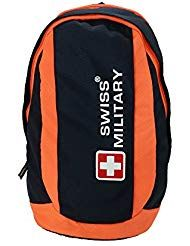 31 Ltrs Orange and Blue Laptop Backpack (LBP20)  64e7db4e19952