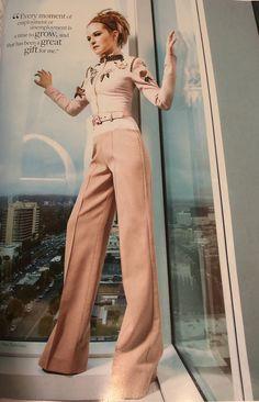 Sarah Drew, Khaki Pants, Fashion, Life, Moda, Khakis, Fashion Styles, Fashion Illustrations, Trousers