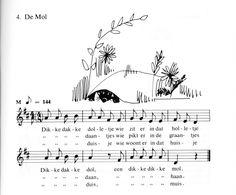 liedje dieren onder de grond