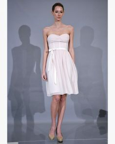 """See the """"Monique Lhuillier, Fall 2012"""" in our  gallery"""
