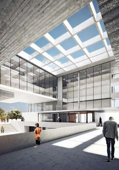 Antalya Gazipasa Municipality Building Competition