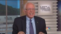 "In the full ""Meet the Press"" interview, Sen. Bernie Sanders of Vermont weighs in on  drones, democratic rival former Sec. Hillary Clinton, gun control and whether he's a capitalist or not."