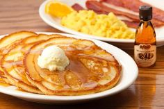 There's something very special about Cracker Barrel pancakes :-)
