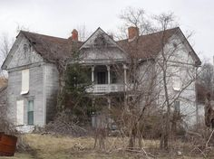 Abandoned House in Chilhowie, VA [960x719] by logwater on Flickr.