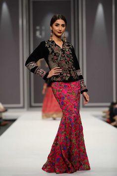 Fashion Pakistan Week WF 2016 FnkAsia Dresses