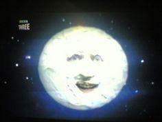 Man in the moon, via Flickr.