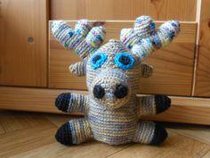 Stuffed animal crochet amigurumi  Canadian by CuteCreationsByLea