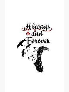 Always and Forever.' T-Shirt by KsuAnn Klaus From Vampire Diaries, Vampire Diaries Poster, Vampire Diaries Quotes, Vampire Diaries Wallpaper, Vampire Diaries The Originals, Forever And Always Tattoo, Forever Tattoo, Original Quotes, Original Tattoos