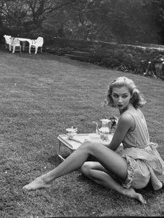 1950s, by Nina Leen