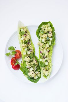 7. Healthy Avocado Tuna Salad #whole30 #recipes http://greatist.com/eat/whole30-recipes-for-lunch
