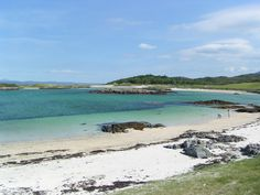 Lon Liath north of Arisaig Photo | UK Beach Guide