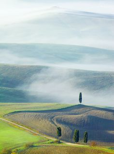 Musketry Val d'Orcia, Tuscany, Italy