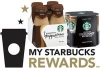 Starbucks Ready-to-Drink 4pks 10% off & earn 1 extra star on #Cartwheel by Target!