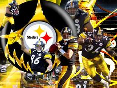 The greatest team in the NFL! Pittsburgh Steelers Wallpaper, Pittsburgh Steelers Players, Pittsburgh Sports, Best Football Team, Pittsburgh Pirates, Steeler Football, Football Fever, Go Steelers