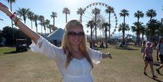Getting ready for Coachella