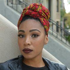 Nneka #headwrap  Ceeceesclosetnyc.com