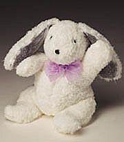 """Lil"", the lavender bunny rabbit"