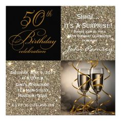 20 Best Surprise 50th Birthday Party