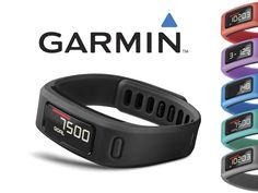 GARMIN VIVOFIT FITNESSARMBAND Ein Armband, das deine Schritte, Kalorien, Laufentfernungen und Schlafphasen im Auge behält – und dir Bescheid sagt, wenn du mal wieder den Hintern hoch kriegen solltest! Am besten trägst du es rund um die Uhr. Die Batterie reicht für ein ganzes Jahr! - coolstuff.de
