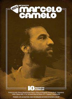 Marcelo Camelo  by CaxaHell / Vitor Brito Pereira, via Flickr