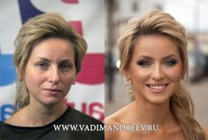 Top-15 Before and After Makeup Photos!