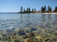 Lake Tahoe, California and Nevada, USA